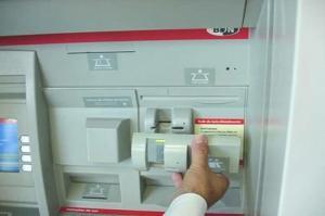 Penyadapan di ATM