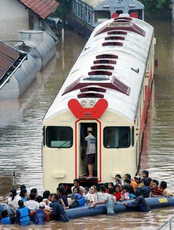 Benarkah Jakarta Akan Tenggelam??? (2/6)